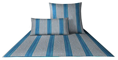 JOOP! Bettwaesche Mako-Satin Plaza Stripes 4052 80x80 cm - 135x200 cm