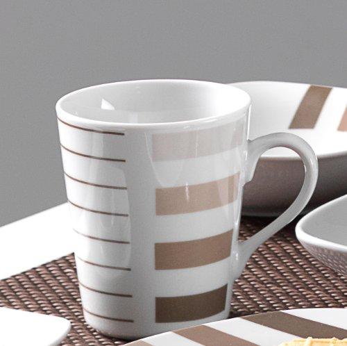 Ritzenhoff & Breker  Kaffeeservice Moreno