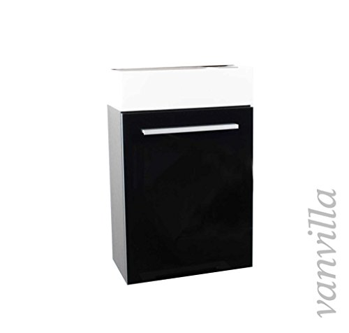 vanvilla g ste wc badm bel set waschplatz mineralgussbecken waschbecken mit unterschrank. Black Bedroom Furniture Sets. Home Design Ideas