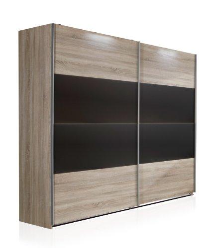 wimex 751864 schwebet renschrank 225 x 210 x 65 cm felder. Black Bedroom Furniture Sets. Home Design Ideas