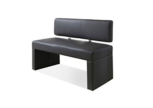 sam esszimmer sitzbank silas 100 cm in grau sitzbank. Black Bedroom Furniture Sets. Home Design Ideas