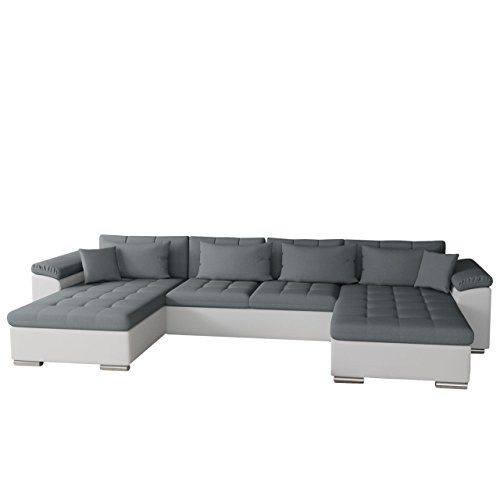 ecksofa wicenza bris elegante big sofa mit schlaffunktion bettfunktion technologie cleanaboo. Black Bedroom Furniture Sets. Home Design Ideas
