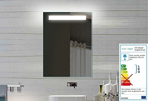 Led badezimmerspiegel badspiegel wandspiegel lichtspiegel for Couchtisch 60x80