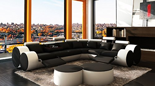 Wohnlandschaft madrid sofa polster couch sofa ecksofa for Factory sofas madrid